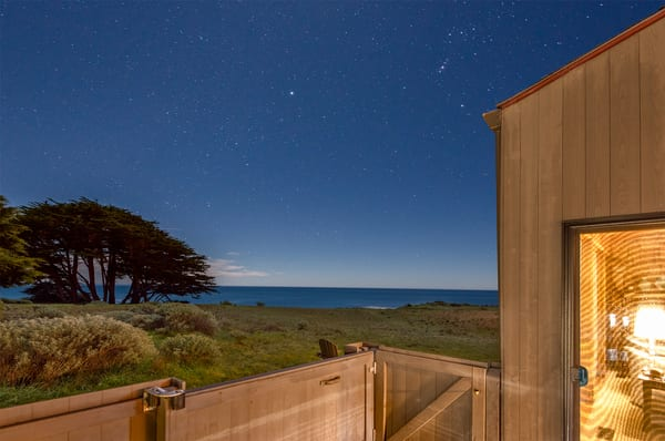 vacation rental, Starry Night Vistas, Milky Way, light pollution, Sea Ranch, Abalone Bay,private courtyard, Sea Ranch , Abalone Bay, Vacation Rental