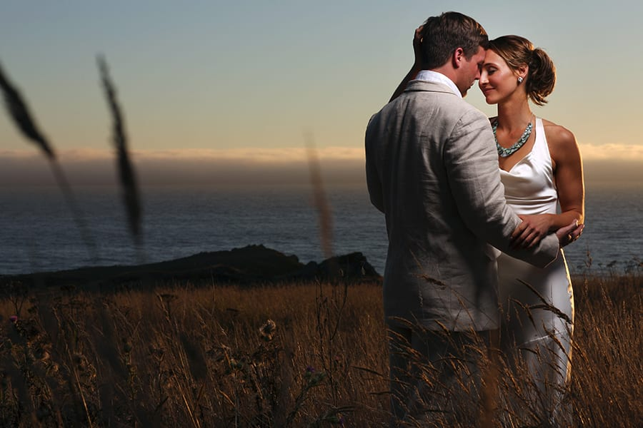 The Sea Ranch Wedding