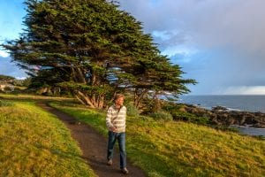 Sea Ranch Trails, walking Sea Ranch trails