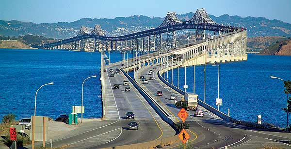 Golden Gate Toll Tips for Out of Towners