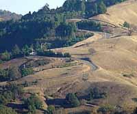 Skaggs Springs Road