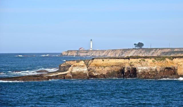 Stornetta, Pt. Arena Lighthouse