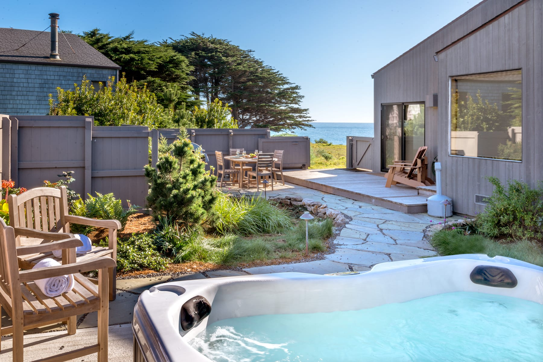 Sea Ranch packing, Sea Ranch, Abalone Bay, Vacation Rental
