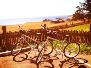 writer's retreat, Bike Rentals, bike riding in sea ranch