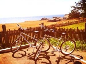 writer's retreat, Bike Rentals, bike riding in sea ranch