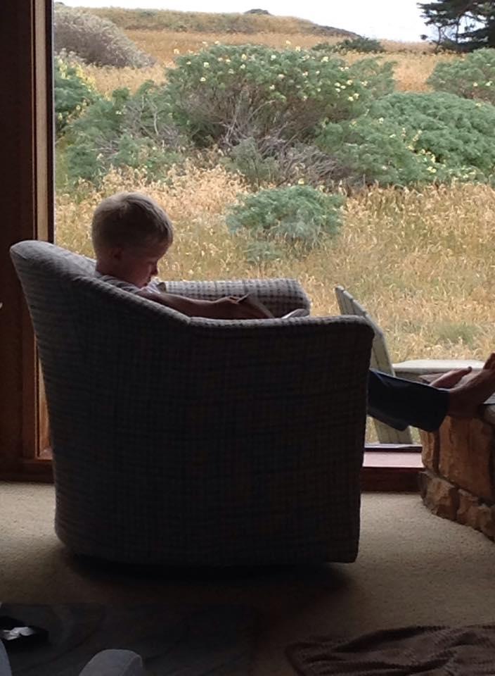 Sea Ranch activities,Summer reading corner