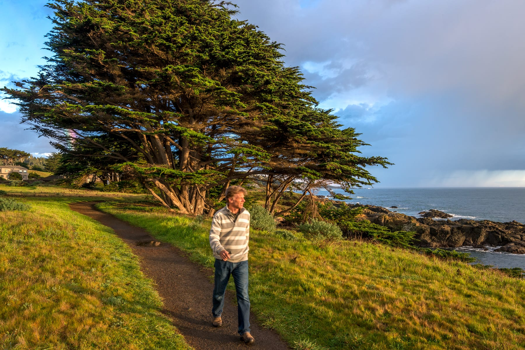 Sea Ranch Trails Available on Google Street View
