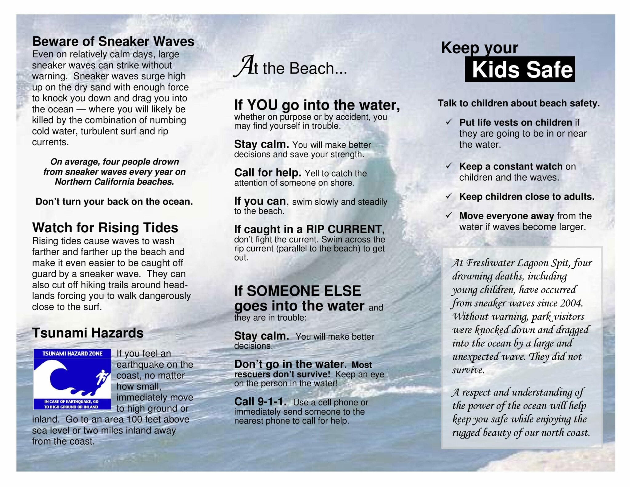 High Surf Dangers: 5 Tips to Keep You Safe