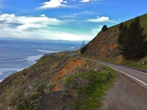 sea ranch road trip