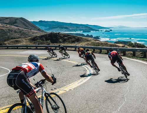 Sonoma Coast Cyclists – The Famous, Philanthropic, and Unique