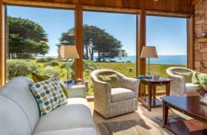 writer's retreat, babymoon, Sea Ranch, Abalone Bay, vacation rental