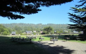 Sea Ranch Thanksgiving,,Labor Day Weekend, picnic, One Eyed Jacks picnic tables