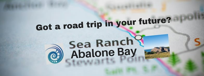 sea ranch videos, road trip, sea ranch