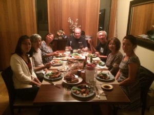 vacation plan, national plan for vacation, Sea Ranch Thanksgiving