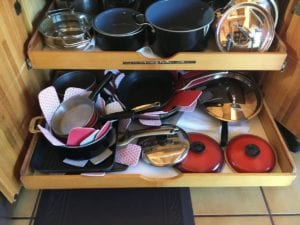 pots and pans at sea ranch abalone bay vacation rental