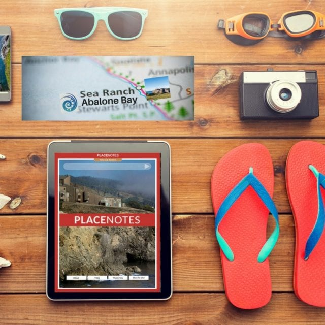 Digital Walking Tours Enhance Your Sense of Place at Sea Ranch