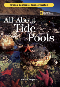 reading retreat, all about tide pools book