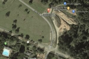 dog friendly, pet friendly ,Sea Ranch Dog Park,Google Map