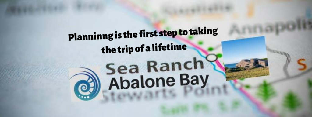 map of coastal Sonoma to Sea Ranch Abalone Bay