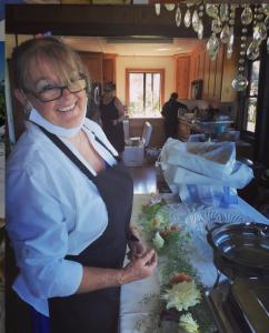 Black Oak Catering Tanya Radtkey owner and operator