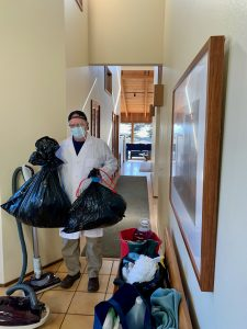 Cleaning safely to protect against COVID-19