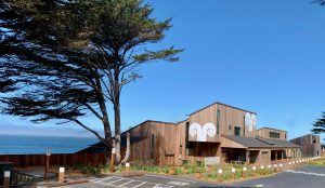 Sea Ranch Lodge accessible entrance